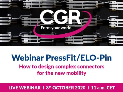 Webinar PressFit ELO-Pin - How to design complex connectors for the new mobility